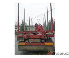 Scania G490 - 6x6 – lesovůz – EURO 6