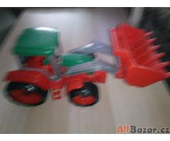 Traktor bagr