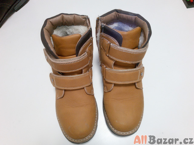 Dětské zimní boty