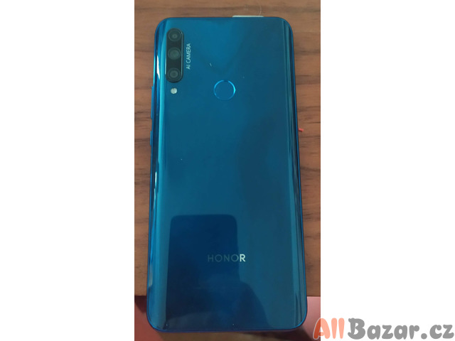 Honor 9X,128GB.Modrá barva.