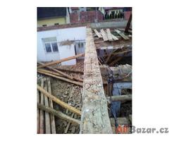 Staré trámy demontáž stodol dům poptávka