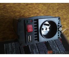 Měnič 12V na 230V