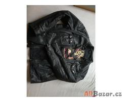 Pánská kožená bunda vel.L