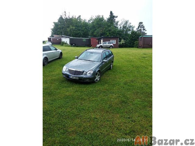 Mercedes-Benz E220 CDI Avantgarde 125kw