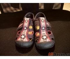 Chlapecké kvalitní papuče