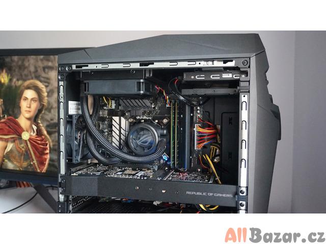 Herní PC nové a výkonné