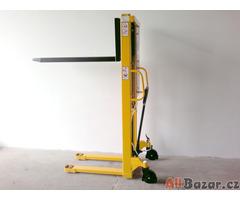 Ruční vysokozdvižný vozík MF10/16