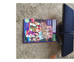 Kinect pro xbox 360 + hra Adventures