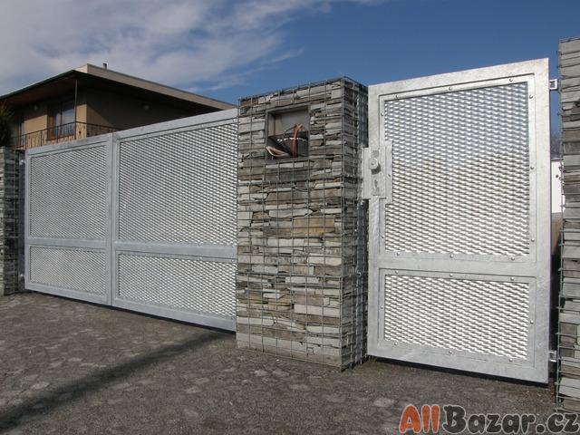 Garážová vrata & Vjezdové brány