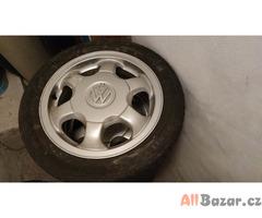 Elektrony Volkswagen včetně letních pneumatik