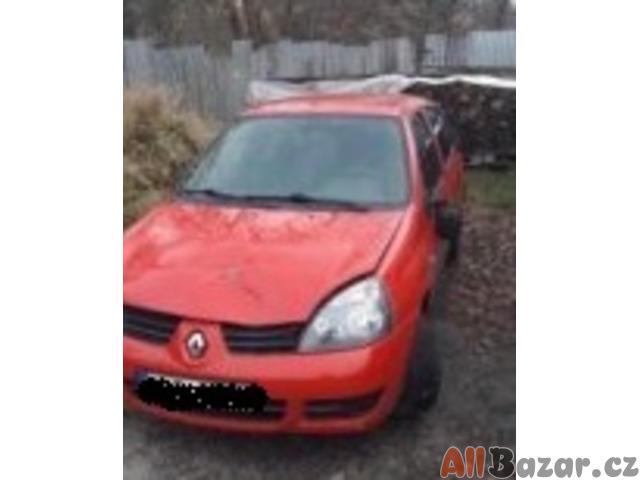 Renault Cliio na náhradní díly