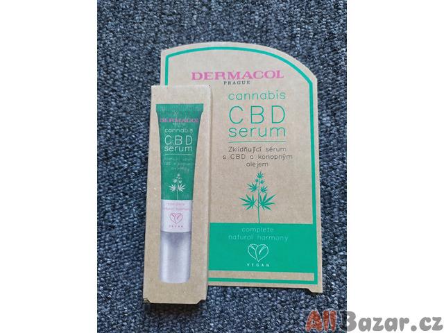 CBD sérum cannabis
