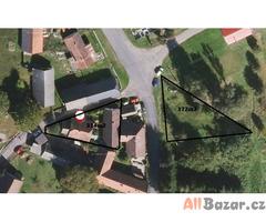 2x chalupa na jednom pozemku + zahrada + garáž (706m2)