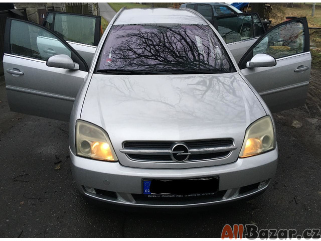 Opel Vectra 1,9 CDTI