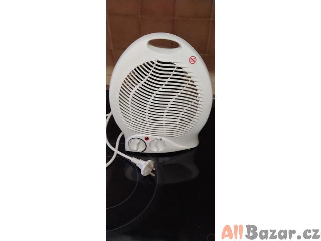 Horkovzdušný ventilátor