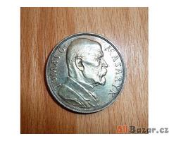 Pamětní medaile T. G. Masaryk 1935