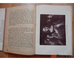 stará kniha Das Katholische Kirchenjahr, r. 1900