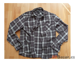 Pánské košile D.by KappAhl vel. 39/40; vel. M 2 ks