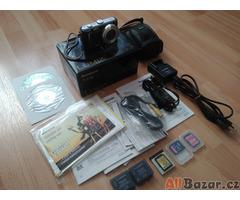 Panasonic Lumix DMC-TZ5 Blue jako NOVÉ