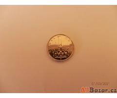 1 korunová mince