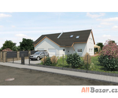Řadový dům se zahradou
