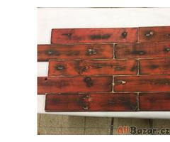 dřevěný obklad Vintage