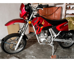 Skyteam enduro 125.4T