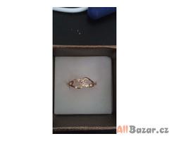 Prodám zlaté prsteny