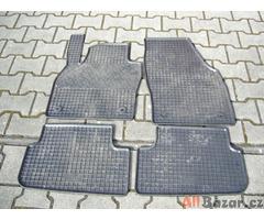 gumové koberečky