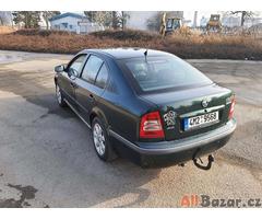 Škoda Octavia 1 1.8T Laurin & Klement