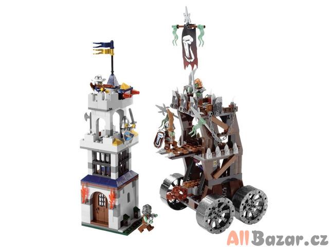LEGO Castle Tower Raid #7037 nerozbalené