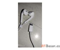 Apple sluchátka a USB-C