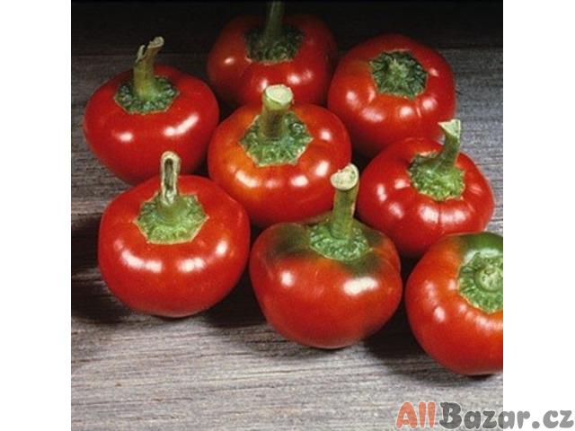 chilli Large red cherry - semena