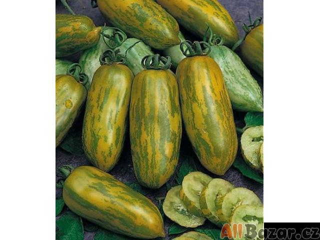 rajče Green Sausage - semena