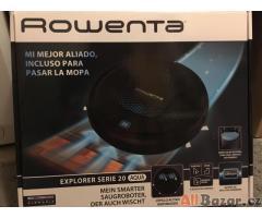 Robotický vysavač-Rowenta