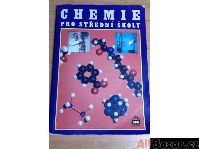 Prodám učebnici chemie pro střední školu