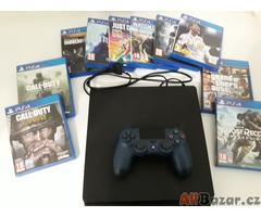 Prodám Playstation 4 Slim