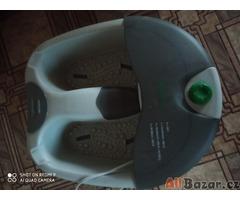 Vodní masáž chodidel