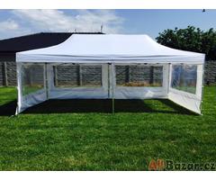 Prodejni stanek, zahradni profi stany strecha 800D