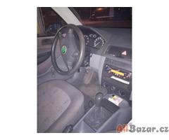 Škoda Fabia 1,4 MPI,,,,, LEVNĚ