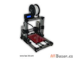 3D tiskárna, reprap, LiPa DeLuxe, NOVÁ, ZÁRUKA