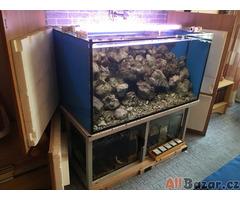 Akvarijní komplet 640 litrů