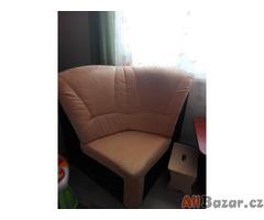 Prodám rozkládací sedací soupravu
