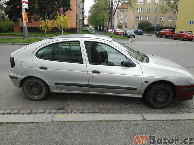 Prodám Renault Megane r.1998 za 8 tisíc