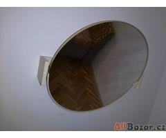 prodám kulaté závěsné zrcadlo do ložnice
