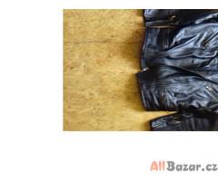 Bunda a kalhoty 5 x použité, Německo Held vel.cca 50+ boty 43,