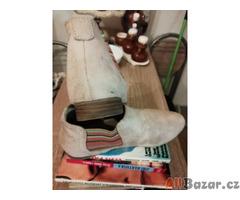 kotníkové boty Graceland