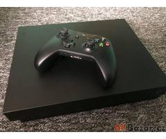 Xbox one X 1TB Jedi Fallen order Edice se zárukou 10 měsíců +3hry