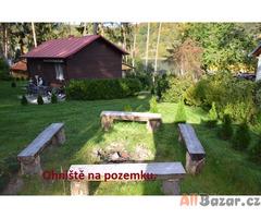 Pronájem chaty na Vranovské přehradě