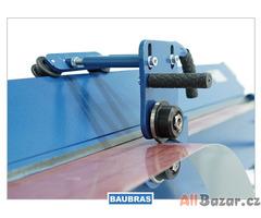 Ruční ohýbačka plechu ZGR 2640/0.8 - 1mm